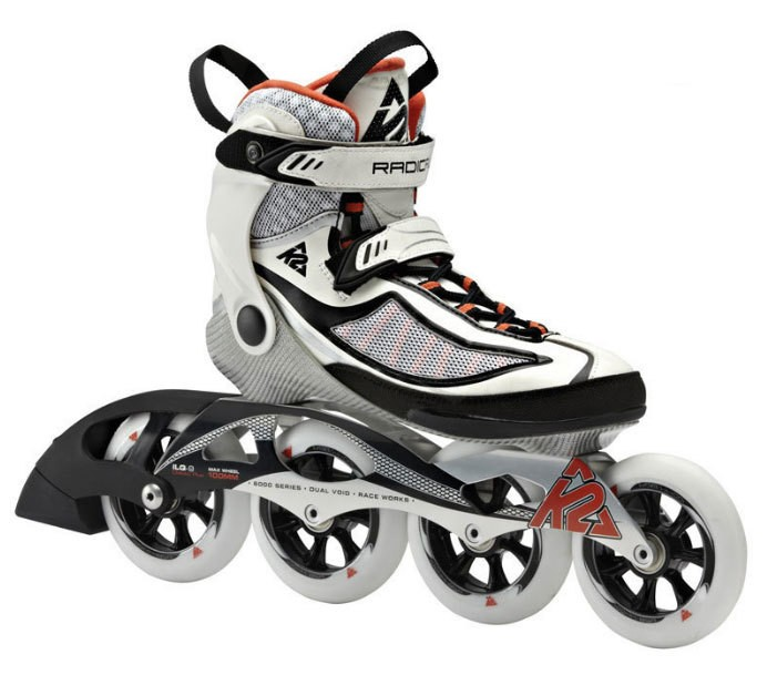 k2 radical 100 women speed skates. Black Bedroom Furniture Sets. Home Design Ideas