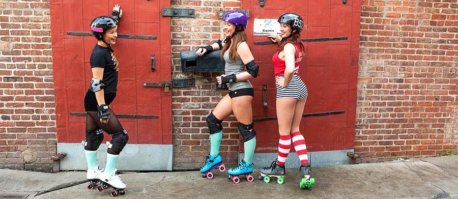 Roller Skates & Quads