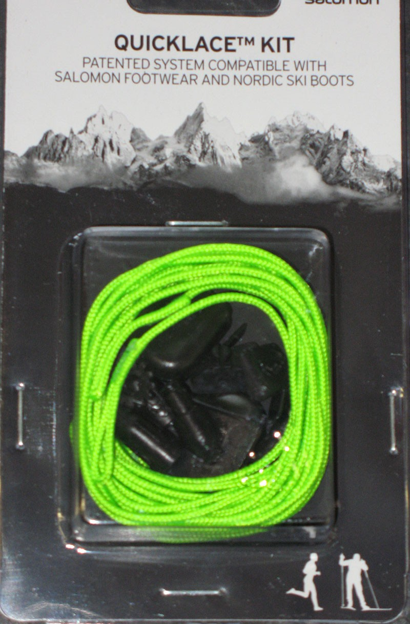 Salomon Quicklace - Replacement Laces black