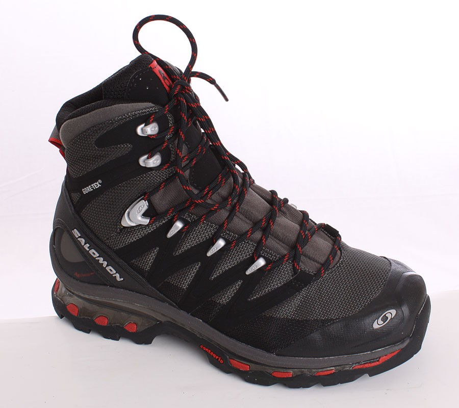 moins cher 00163 08bee Salomon Cosmic 4d gtx black/red shoes