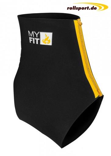 Powerslide MyFit Footies low-cut 2 mm neoprene socks