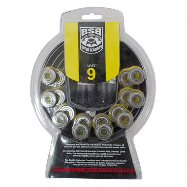BSB Abec 9 ball bearings with lubricant and storage tubes