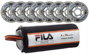 Fila 76mm replacement wheels