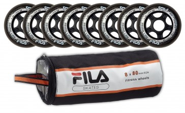 Fila 80mm replacement wheels