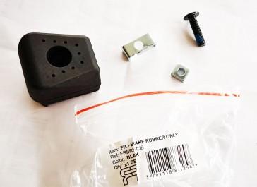 FR brake rubber / brake pad