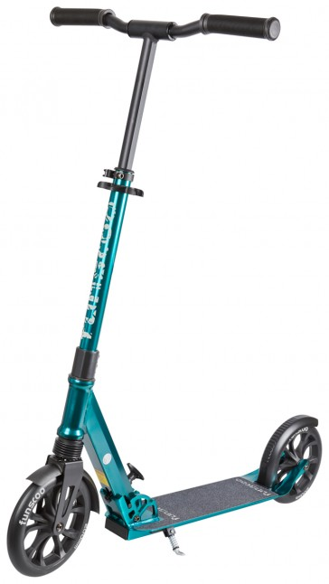 Funscoo+ Scooter 200mm petrol turquoise