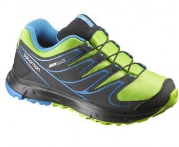 Salomon Jumpi Junior kids shoes waterproof