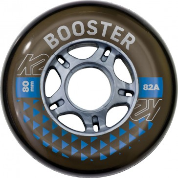 K2 80mm 82a wheels without ball bearings 4 pack