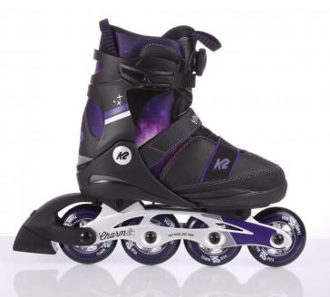 K2 Charm Boa Alu Skates