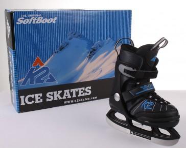 K2 Cirrus junior Ice skates blue