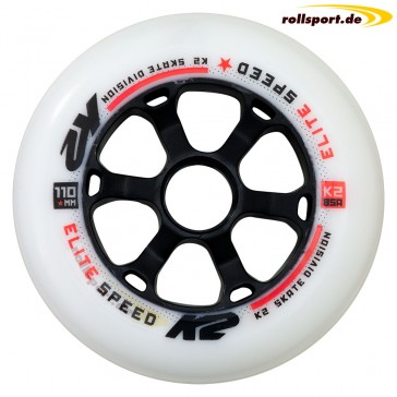 K2 Elite 110 mm wheels