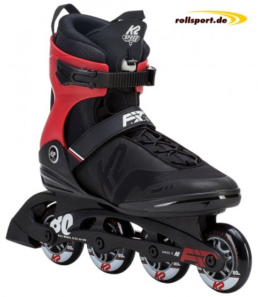 K2 Fit 80 Pro black red