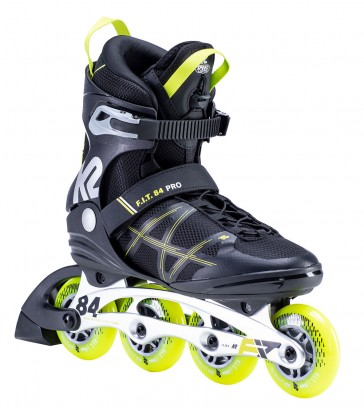 K2 Fit 84 Pro 2020 black yellow