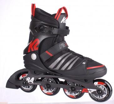 K2 Fit 84 Speed Alu black red
