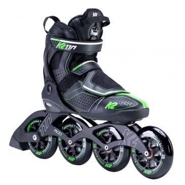 K2 Mod 110 black green