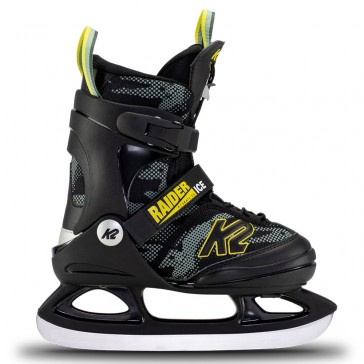 K2 Raider Ice kids ice skates from XS - EU 26