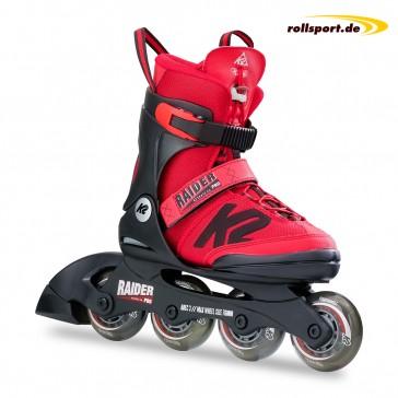 K2 Raider Pro red
