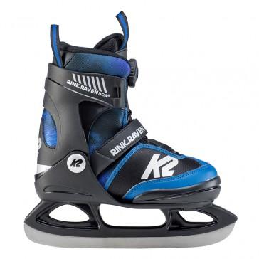 K2 Rink Raven Ice Boa black blue