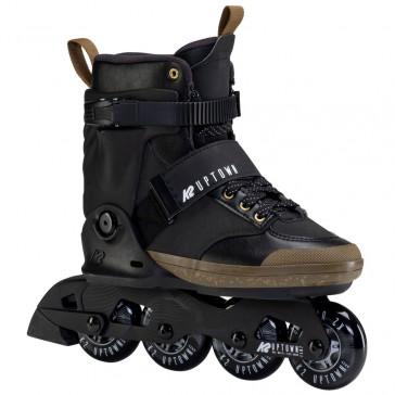 K2 Uptown Urban Skates black brown