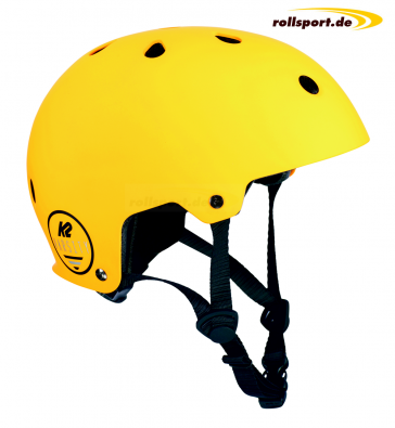 K2 Varsity helmet yellow