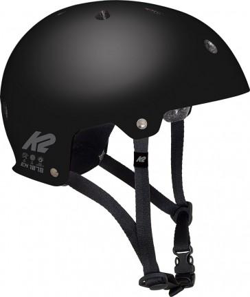 K2 Varsity skate helmet black