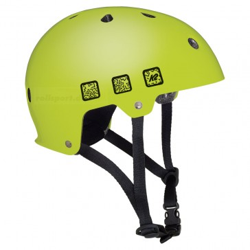 K2 Varsity kids helmet green