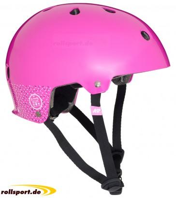 K2 Varsity kids helmet pink
