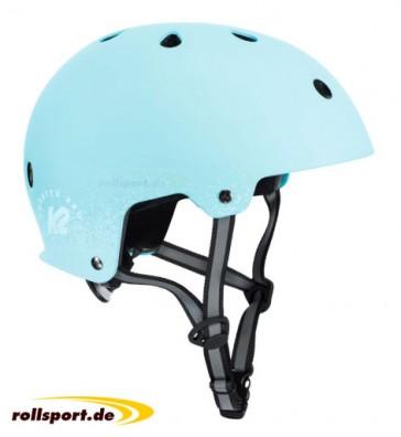 K2 Varsity Pro helmet blue