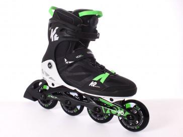 K2 VO2 90 Boa Men black white green