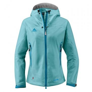 VAUDE Damen Rondane Jacket  aquamarine