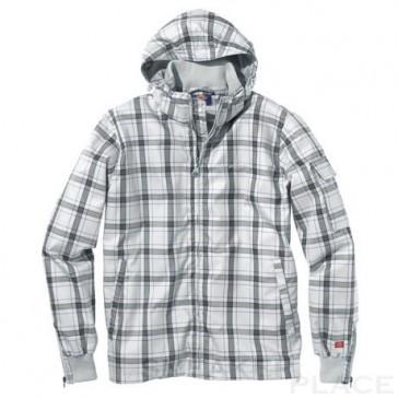 Genisis solid gray Dickies jacket rave