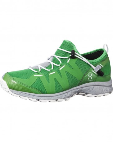Hybrid hiking shoes ginko green