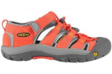 Keen Newport H2 sandals for children red