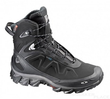 Salomon Beluha WP Black/Black/Detroit Winter boots
