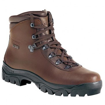 Aku Alpen Gtx shoes brown