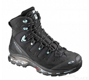 Salomon Quest 4D Gtx black/blue shoes