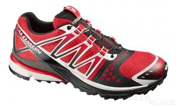 Salomon XR Crossmax Neutral Bright Red/Black/Cane shoes