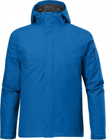 Salomon Tracks Outdoor jacket men blue