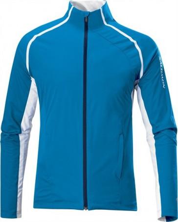 Salomon XT Softshell jacket blue Men