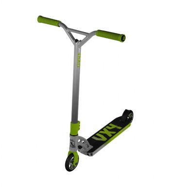 Madd MGP VX4 scooter nitro  - silver-green 2014