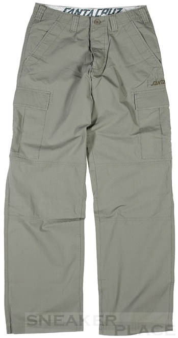 SANTA CRUZ Pant Recruit army