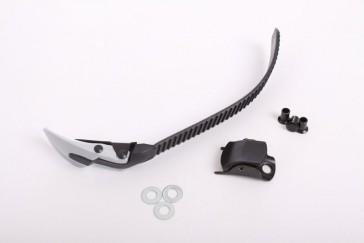 K2 Schnalle Clear s253 black silver