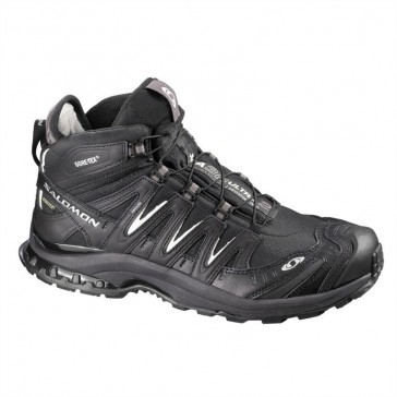 Salomon Xa Pro 3D Mid Ltr Gtx shoes for men black