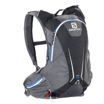 Salomon Agile 12 Set backpack black