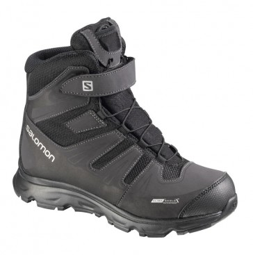 Salomon Synapse Cs Wp winter shoes for kids