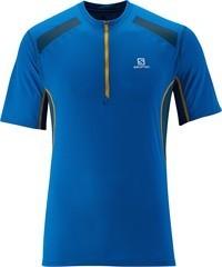 Salomon Shirt ultralight Fast Wing Men's blue