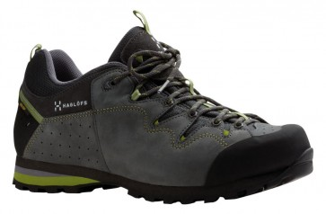Haglöfs Vertigo Q GT graphite-budgie green women shoes