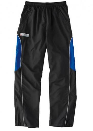 Derby Star Tracksuit pants Primera  black/blue