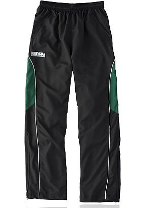 Derby Star Tracksuit pants Primera black green