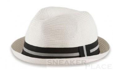 Atlantis Hat Essex White